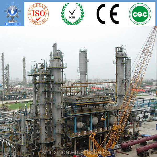 customization manufacturing crude distillation column for sale
