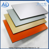 Super peeling strength outdoor acp panel wall cladding