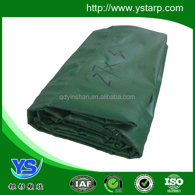 High quality waterproof PVC tarpaulin fabric tarpaulin stocklot