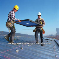high efficiency 10000w solar panel testing equipment