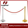 Hotel Stainless Railing Stand crowd control rope queue barrier