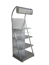 LED Light stand, display rack with light