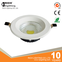 Contemporary style modern cob led downlight