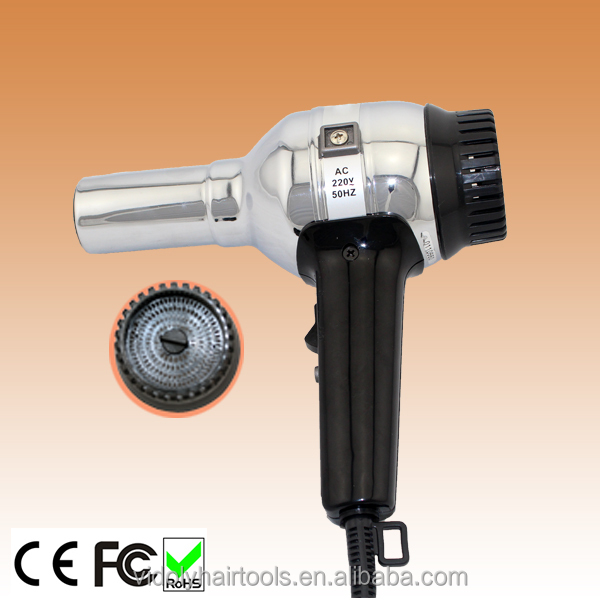 Hot Sales Professional Powerful ac motor metal hairdryers