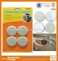 Heavy duty furniture glide,moving plastic slider