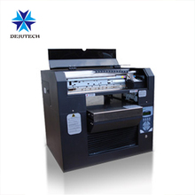 small size uv printer for Plastic cup , digital Plastic cup / iphne cover / phone skin printing machine