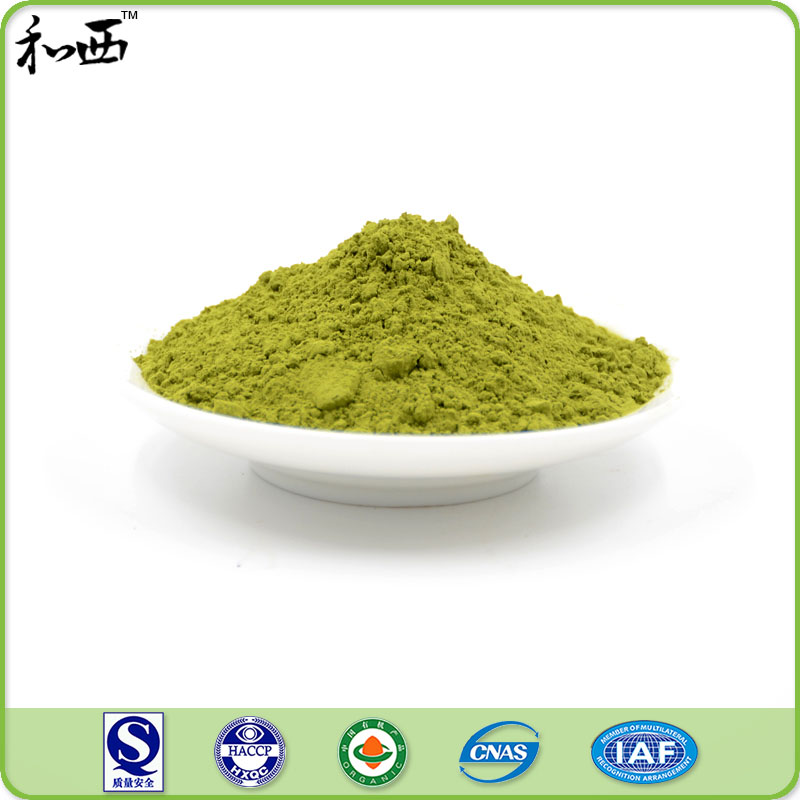 Hand-Made 100% Natural Instant Matcha Powder Steamed Green Tea