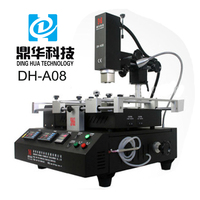 Dinghua DH-A08 iPhone rework welding machines and equipment rework chipsets bga xbox motherboard