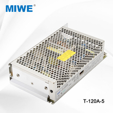 CE certification high quality T 120w 5v small switching power supply