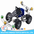 Hot sales educational toys samll diy metal car model