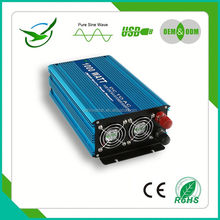 Power Inverter 220 vac to 110 vdc pure sine wave power power express inverter 1000w for single phase motors