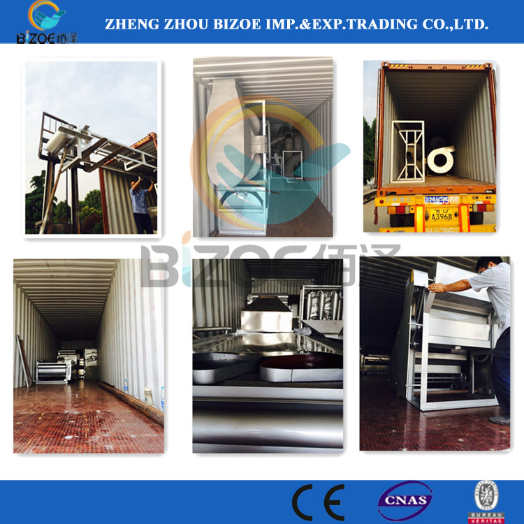 Professional Install Cassava Flour Processing Equipment for Hot Sale