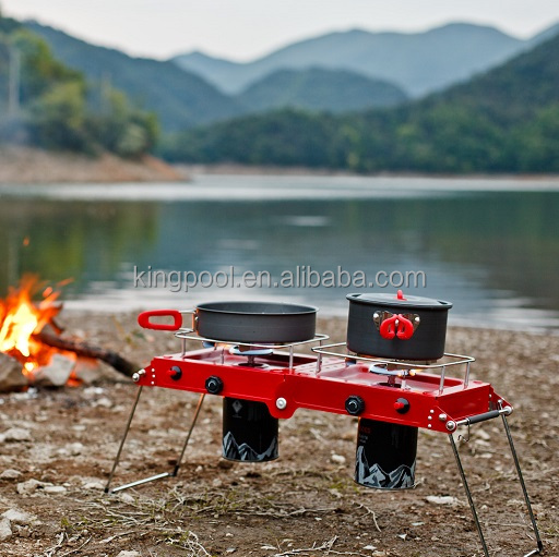 Camping gas stove manufacturers china,portable 2 burner antique cook stove gas