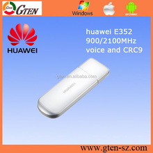 HUAWEI E352 3G HSDPA 14.4Mbps USB Surf stick WITH EXTERNAL ANTENNA CONNECTOR