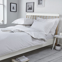 star hotel white cotton bed sheets