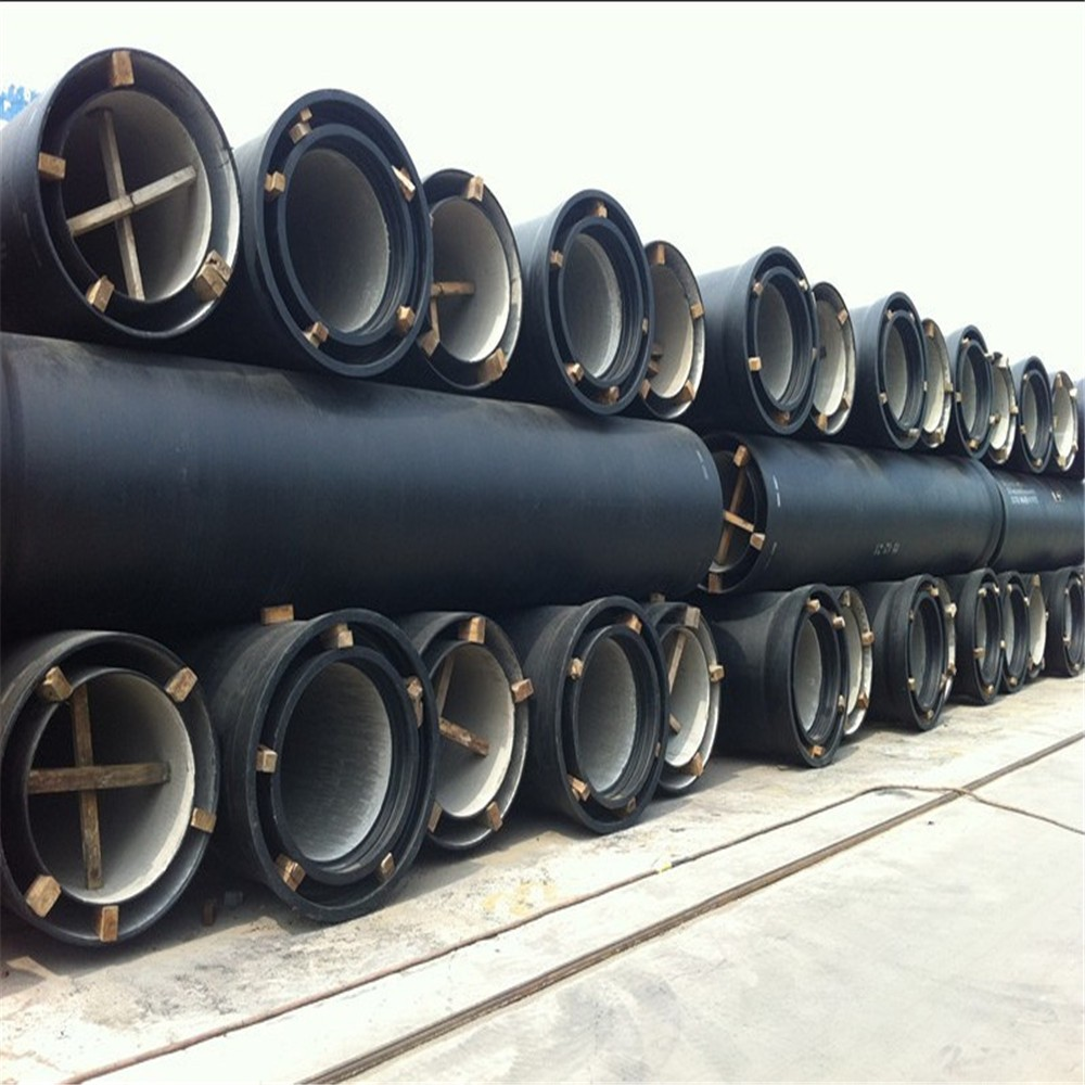 DAT ductile iron pipe order from china direct