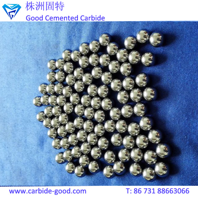Tungsten Carbide Bearing Balls For Tools Made In China