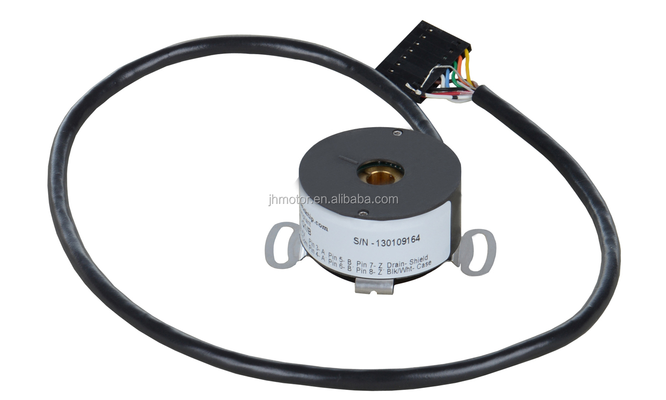 Optical Rotary Encoder with 5V DC Voltage and 500kHz