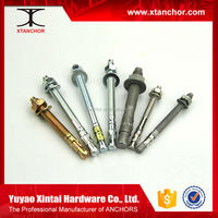 M20X160 wedge anchor/expansion bolt home solar systems china supplier
