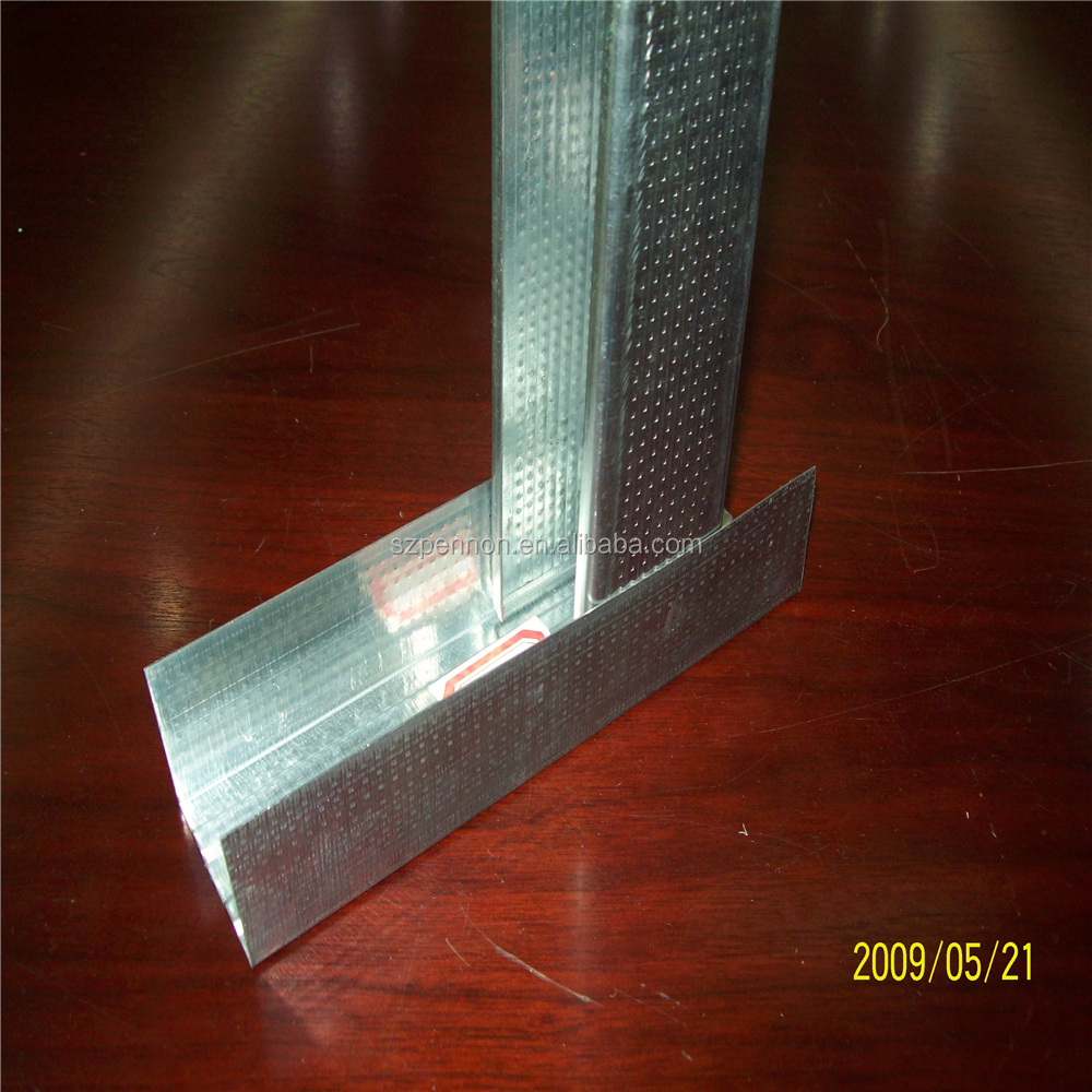 Drywall Partition System : Drywall stud metal partition frame channel system
