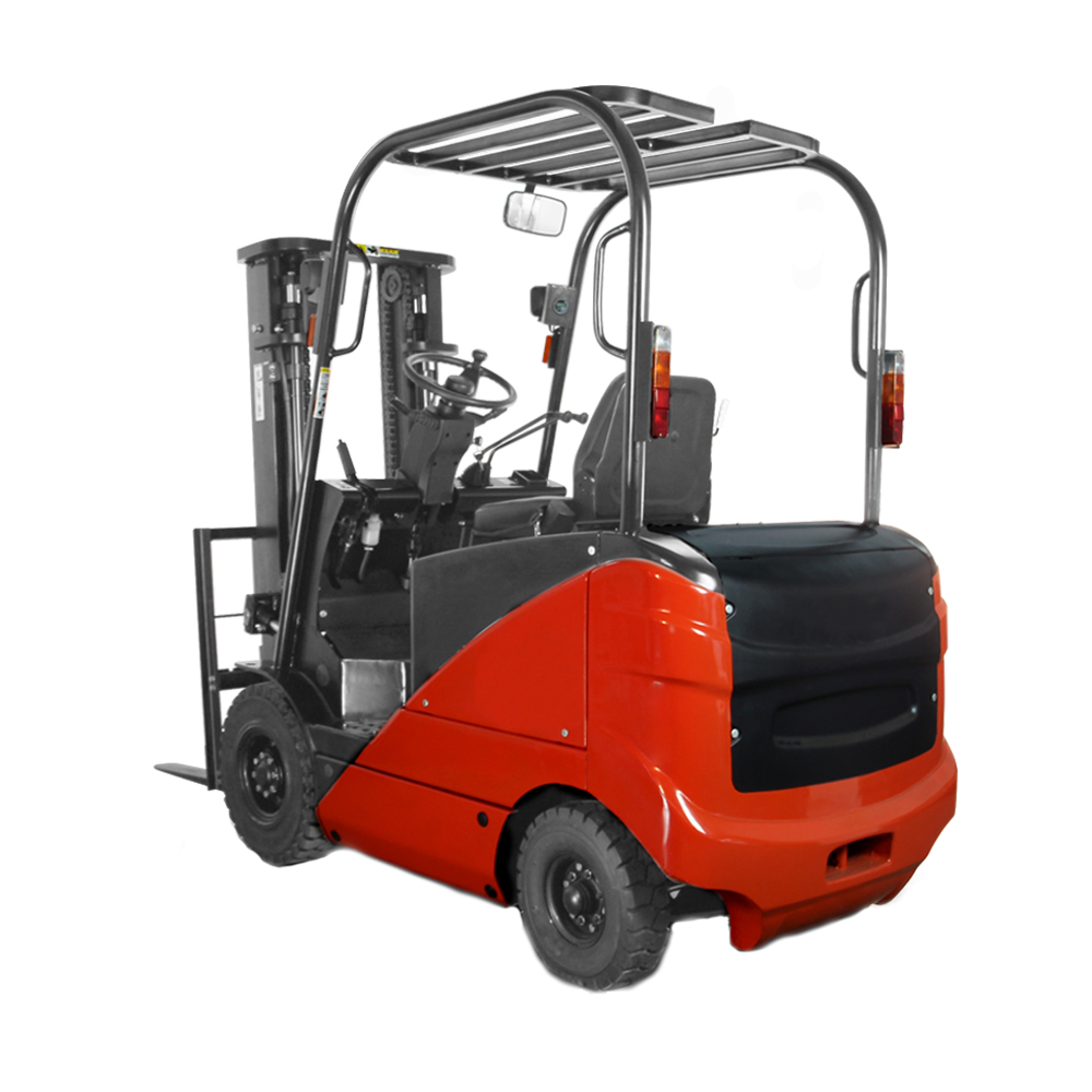 SHYTGER 1.5Ton Low Price 3-Wheel Electric Forklift Truck With 2 Stages Mast