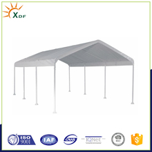Super Max 12 ft x 20 ft White Premium Canopy Retractable Carport