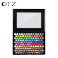 NEW arrival TZ brand cosmetics 125colormulti-color private label eyeshadow palette