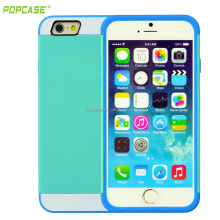 2 in 1 TPU +PC Mobile Phone Case for iphone6 bumper