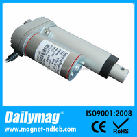 Electrica Linear actuator 5v Low Input voltage