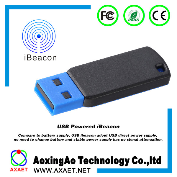 IOS Android wireless 4.0 bluetooth ibeacon module, USB long range ibeacon with cc2541 chipset