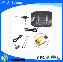 5ft In Car Radio Digital TV Antenna with Amplifier DVB-T ISDB-T 433MHZ Signal Antenna