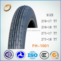 motorcycle tyres and inner tubes high quality motorcycle tyre 2.50-18