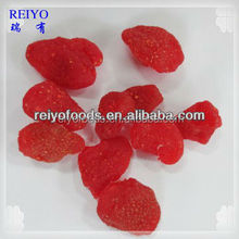 hot sale crystal dried strawberry