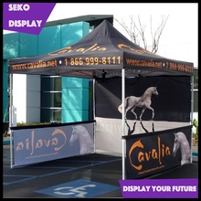 Pop up aluminum canopy tent for trade show