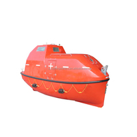 80 Person Enclosed Type Life Boat