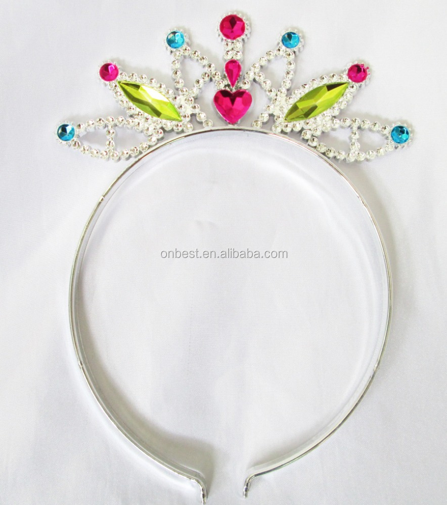 2016 princess holiday pageant crystal stars imitation crown
