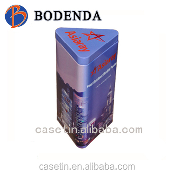 China made good quality and popular design of manufacturer tea can