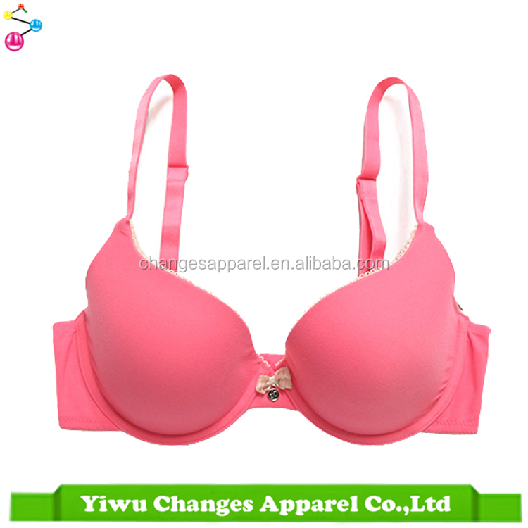 China Low Price Beautiful Memory Foam Hot Sexy Girls Bra Photos