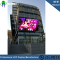 P8 Outdoor full color led stand display projector screen 7-segment led display