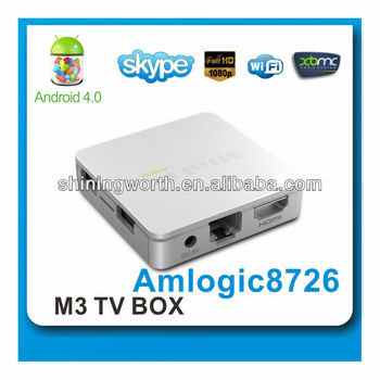 OEM for Andorid 4.0 TV Box