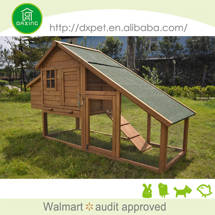 DXH019 new design fashional waterproof simple chicken coop plans