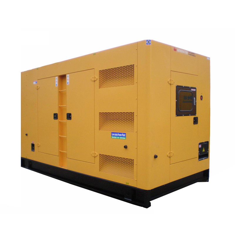 50HZ standby 328kva 3Phase ac 380v soundless diesel generator price with American brand engine