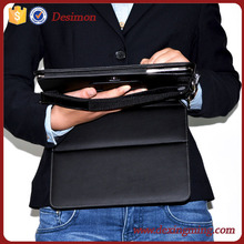 10.1 inch tablet pc leather case for samsung galaxy Note 10.1 2014 Edition P600 shoulder bag