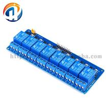 5V 8 Channel Relay Module Board Low Level Trigger Relay Module 5V 12V 24V for PIC AVR MCU DSP ARM