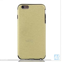 Hot selling lagging leather cover hard Case for iPhone 6 plus P-APPIPN65PCCA003