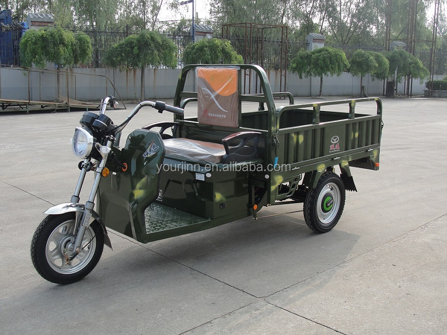 3 wheel electric farm vehicle