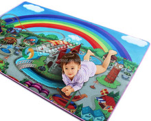 Multi functional Safety And Comfortable carpet crawl mat baby kids play mat