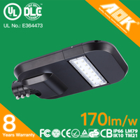 170lm/w Hong Kong Lighting Fair Spring Edition Problems Led Street Lights