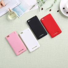 Hot red pink mobile phone shell for xiaomi mi 4c case, high quality black white soft tpu back cover case for xiaomi mi 4i