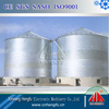 2500T metal grain silos for soybean storage